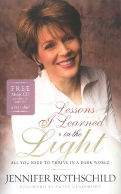 Lessons I Learned in the Light  -     By: Jennifer Rothschild