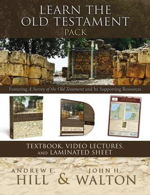 Learn the Old Testament Pack  -     By: Andrew E. Hill, John H. Walton