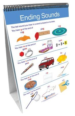 Language Arts Flip Chart Set, Grade 1   -