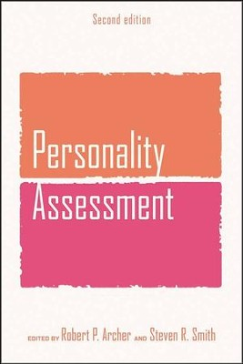 Personality Assessment (Revised)  -     By: Robert P. Archer