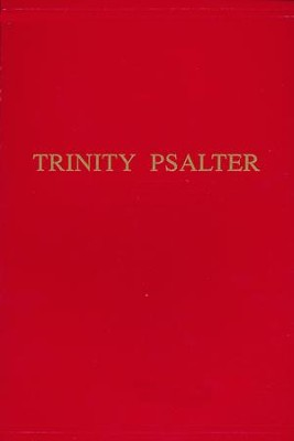 Trinity Psalter (words-only edition)  -