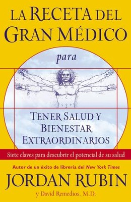 La receta del Gran Medico para el resfrio y la gripe - The Great Physician's Rx for Colds and Flu (Spanish ed.) - eBook  -     By: Jordan Rubin, Joseph Brasco