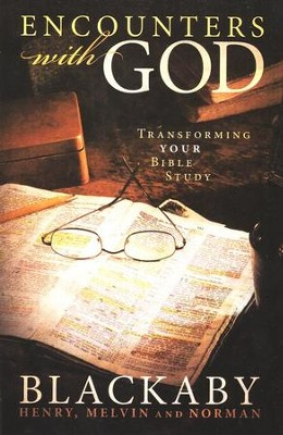 Encounters with God: Transforming Your Bible Study  - Slightly Imperfect  -