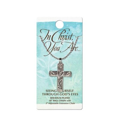 In Christ You Are, Necklace  -