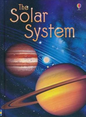 The Solar System  -     By: Emily Bone