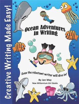 Ocean Adventures in Writing  -     By: Jan May