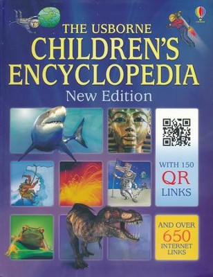 Children's Encyclopedia, New Edition  -     By: Felicity Brooks