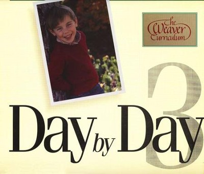 Day By Day, Volume 3, Lesson Planner   -