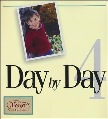 Day By Day, Volume 4, Lesson Planner   -