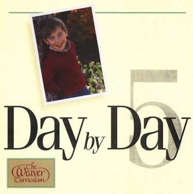 Day By Day, Volume 5, Lesson Planner   -