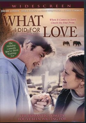 What I Did for Love   -