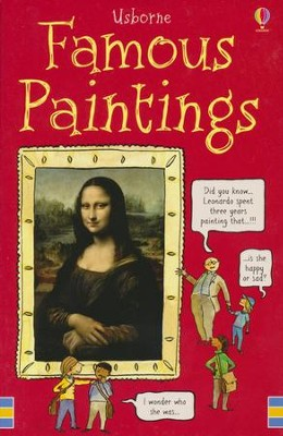 Famous Paintings, Activity Cards  -     By: Sarah Courtlaud, Adam Larkum