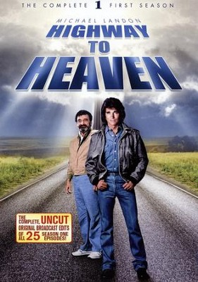 Highway to Heaven: Season 1, 5-DVD Set   -