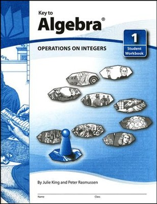 Key To Algebra, Book #1   -