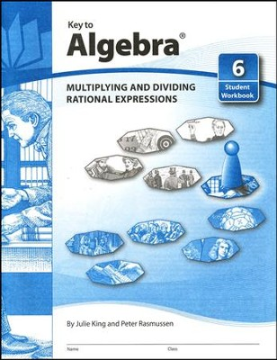 Key To Algebra, Book #6   -