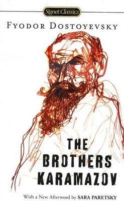 The Brothers Karamazov   -     By: Fyodor Dostoevsky, Manual Komroff, Sara Paretsky