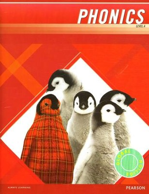 Plaid Phonics Level A Student 2012 Edition  -
