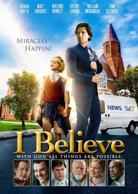 I Believe, DVD   -
