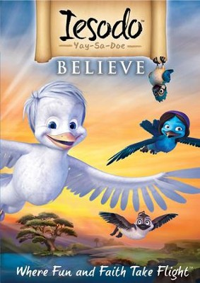 Iesodo: Believe, DVD   -     By: Iesodo