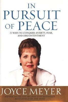 In Pursuit of Peace   -     By: Joyce Meyer