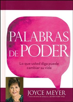 Palabras de Poder  (Power Words)  -     By: Joyce Meyer