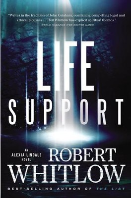 Life Support - eBook  -     By: Robert Whitlow