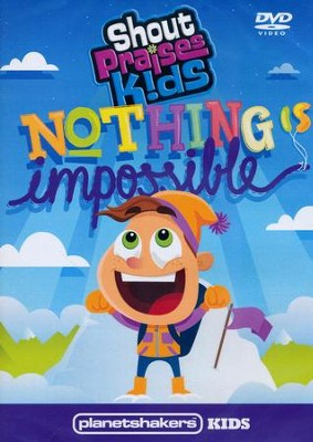 Nothing Is Impossible DVD  -     By: Planetshakers Kids