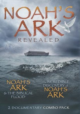 Noah's Ark Revealed: 2-Documentary Combo Pack, DVD   -