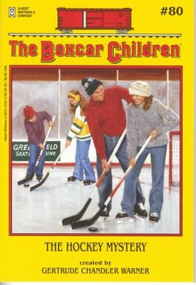 The Hockey Mystery  -     By: Gertrude Chandler Warner