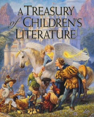 A Treasury of Childrens Literature   -     By: Armand Eisen