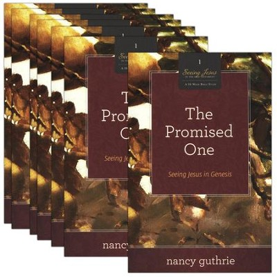 The Promised One 10-Pack (A 10-week Bible Study): Seeing Jesus in Genesis  -