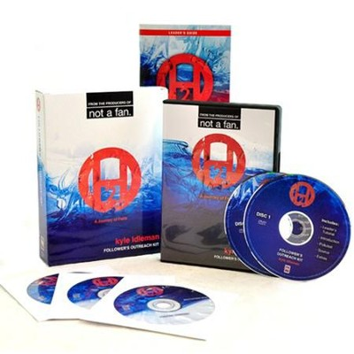 H2O DVD Set  -     Narrated By: Kyle Idleman     By: City on a Hill