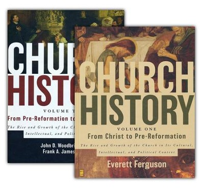 Learn Church History Pack: From Christ to the Present Day  -     By: Everett Ferguson, John D. Woodbridge, Frank A. James III