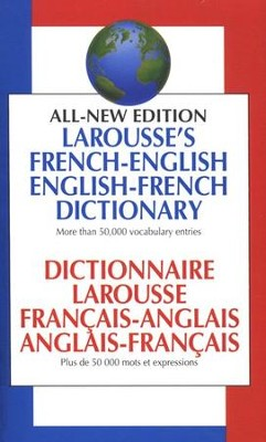 Larousse's French-English Dictionary   -     By: Larousse