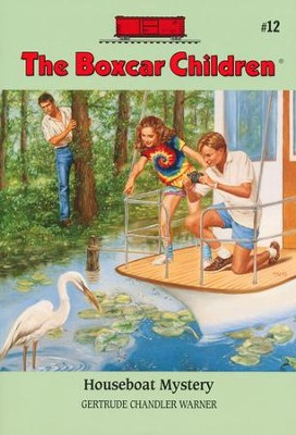 Houseboat Mystery  -     By: Gertrude Chandler Warner     Illustrated By: David Cunningham