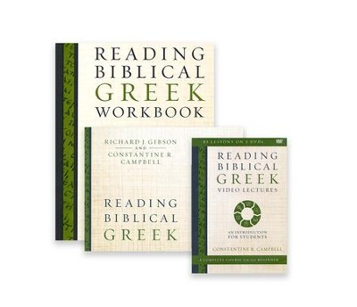 Reading Biblical Greek Pack: An Introduction for Students  -     By: Richard J. Gibson, Constantine R. Campbell