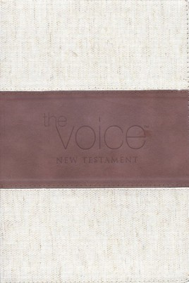 The Voice New Testament, Cloth  -     By: Ecclesia Bible Society