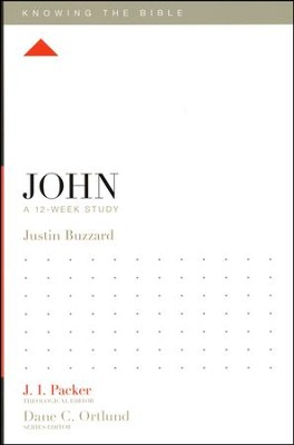 John: A 12-Week Study  -     Edited By: Dane C. Ortlund     By: Justin Buzzard