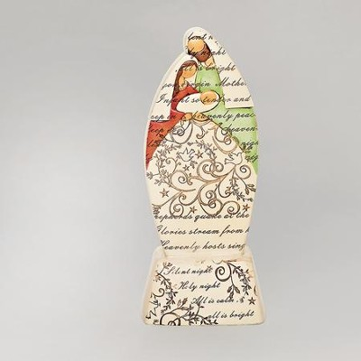 Holy Family Word Figure, Musical  -