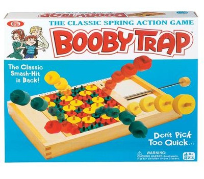 Booby Trap Classic Game   -