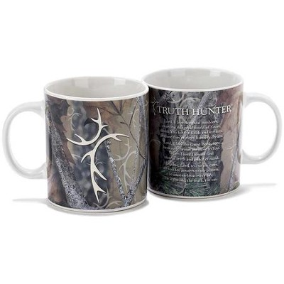 Truth Hunter Mug  -