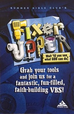Fixer-Upper VBS: Invitation Postcard, 25 pack   -
