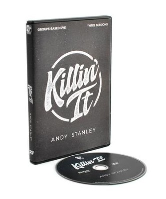 Killin' It: A DVD Study   -     By: Andy Stanley