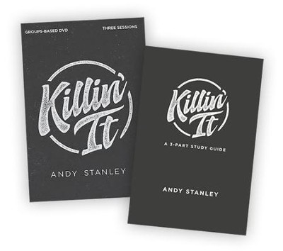 Killin' It DVD Study with Study Guide   -     By: Andy Stanley