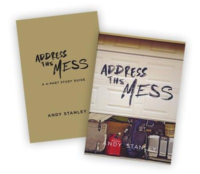 Address the Mess DVD Study and Study Guide   -     By: Andy Stanley