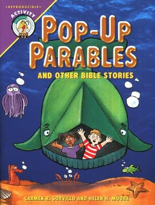 Pop-Up Parables and Other Bible Stories   -     By: Helen H. Moore, Carmen Sorvillo