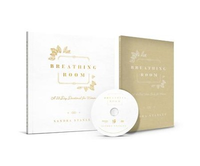 Breathing Room DVD & Devotional: A 4-Part Study for Women  -     By: Sandra Stanley