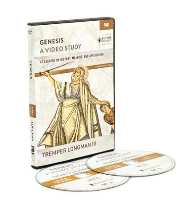 Genesis, A Video Study: 47 Lessons on History, Meaning, and Application  -     By: Tremper Longman III