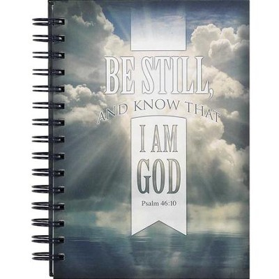 Be Still and Know Journal  -