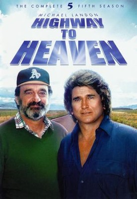 Highway to Heaven: Season 5, 3-DVD Set   -